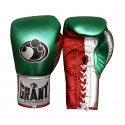 Professional Multi Color Grant Boxing Gloves