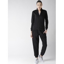 Custom High Quality Women Joggers Sweat Track Suit Plain Track Suits Women