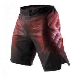 Custom design sublimation nice pattern good quality fight MMA shorts