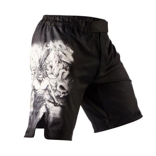 Blank Mma Ufc Grappling Kick Boxing Martial Arts Fighter Shorts