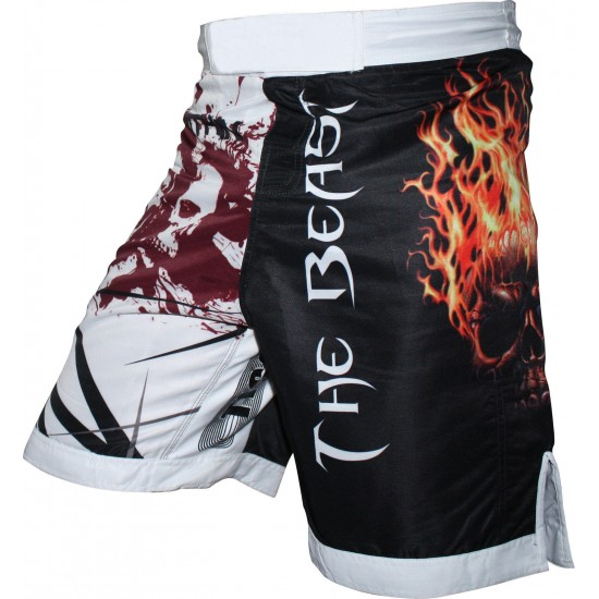 MMA Venums Shorts Fight UFC Grappling Short Kick Boxing Muay Thai Cage Gym Pants