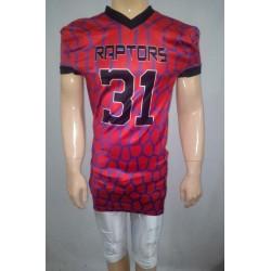 sublimation american football uniform custom American football sets