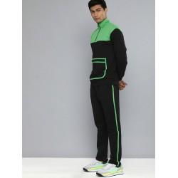 Unisex custom oversized wash sweatshirt and jogger set casual track suit