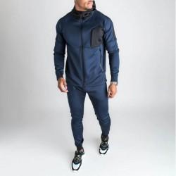 2020 trending products wholesale sports clothing plain cheap custom tracksuit cotton mens tracksuit
