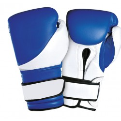 championship training High quality professional leather boxing gloves for training