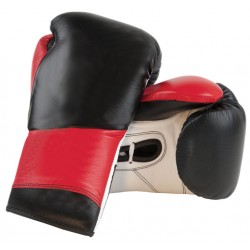 Custom Logo Punching Gloves Personalized Muay Thai Leather Boxing Gloves