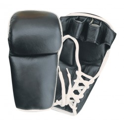 Pro Style MMA Gloves Regular Black