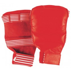 OEM Customized Design Best Quality PU Martial Arts Equipment Karate Mitts Punching Gloves For Training