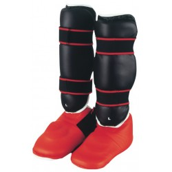 Martial Arts Takwondo Shin Guards, Karate Shin Instep