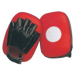 Focus Pads Mitts MMA Boxing Leather Taekwondo Focus Kicking Pad Target Custom Made Boxing Focus Pad