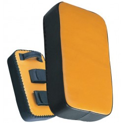Custom Boxing Leather Strike Kick Shield Pads