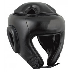 Professional High Quality Leather Boxing Head Guard