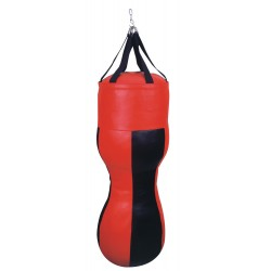 Club fitness gym equipment wholesale bag heavy hanging kick boxing body punching bag with chains