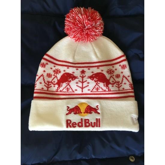Fashion warm winter knit hat custom 3D embroidery winter beanie