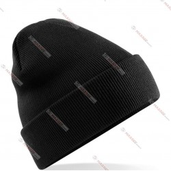 Wholesale make good custom knitted beanies