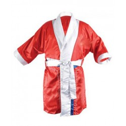New Arrival World Champions Full Length Boxing Robe with Hood
