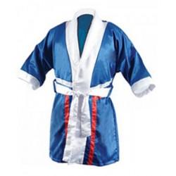 Wholesale boxing robe cheap unisex satin boxing robe