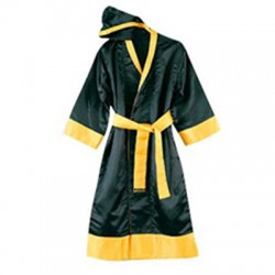 Best Quality custom design Boxing Robe with hood for Boxing match