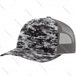 Custom camo baseball cap embroidery logo military hats /desert camouflage baseball cap