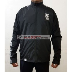 high quality long sleeve waterproof windproof Graphic printed wholesale mens custom coaches jacket
