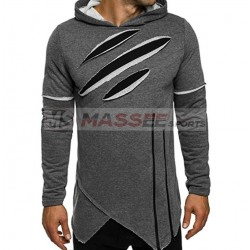 new custom design wholesale colorful leisure sports men pullover hoodies