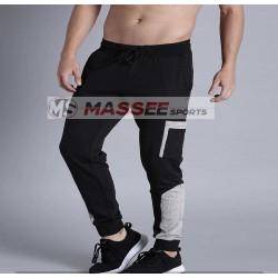 Wholesale Mens Cotton Gym Training Fitness WIth Logo Quick Sweatpants