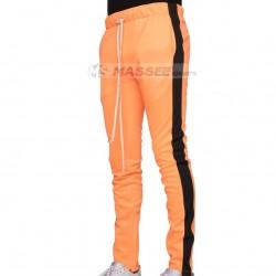 skinny fitness & gymwear training workout jogger pants sports wear men's joggers