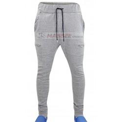 New fashion pant manufacture wholesale custom gray sweatpants blank jogger pants