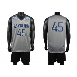 Customized singlets personal designs fully sublimated basketball jerseys