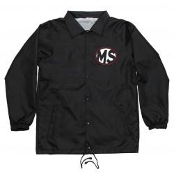 High Quality Nylon Breathable Blank Men Coaches Jacket