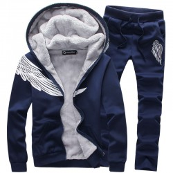 Sweat Suit 100% Cotton Fleece Custom jogging suit